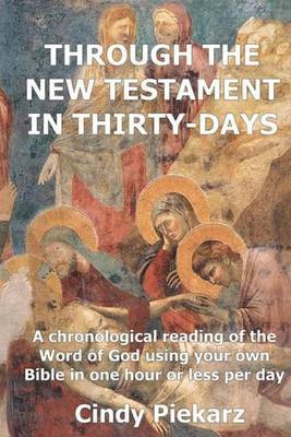 Through the New Testament in Thirty Days: A Chronological Reading of the Word of God Using Your Own Holy Bible in One Hour or Less Per Day