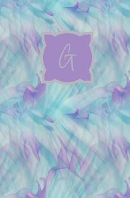 G: Personalized Initial Journal/Notebook/Diary