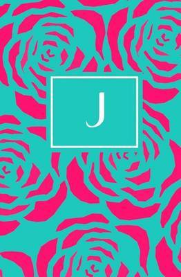 J: Personalized Initial Journal/Notebook/Diary