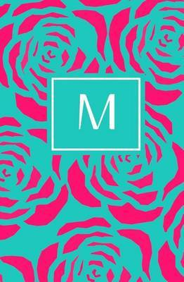M: Personalized Initial Journal/Notebook/Diary