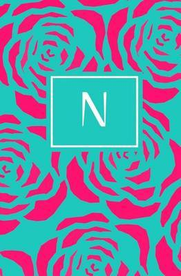 N: Personalized Initial Journal/Notebook/Diary