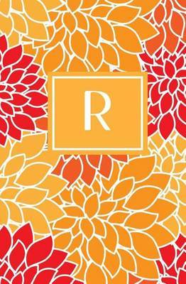 R: Personalized Initial Journal/Notebook/Diary