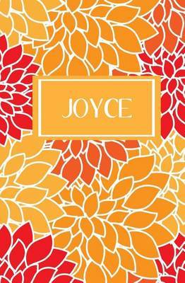 Joyce: Personalized Name Journal