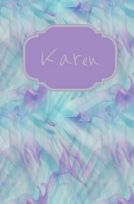 Karen: Personalized Name Journal