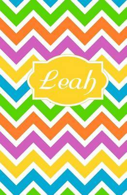 Leah: Personalized Name Journal
