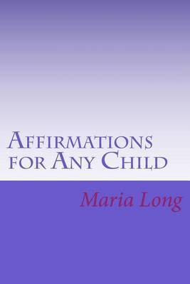 Affirmations for Any Child