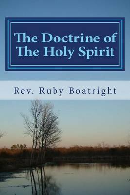 The Doctrine of the Holy Spirit