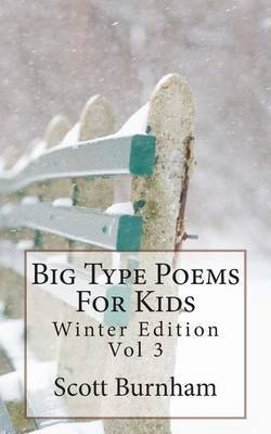 Big Type Poems for Kids: Winter Edition