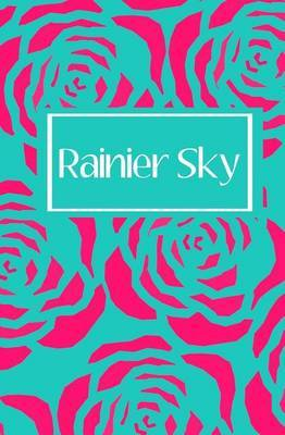 Rainier Sky: Personalized Name Journal
