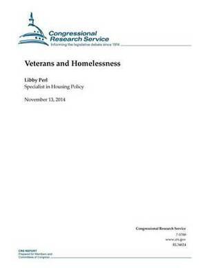 Veterans and Homelessness