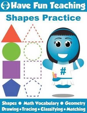 Shapes Practice Workbook
