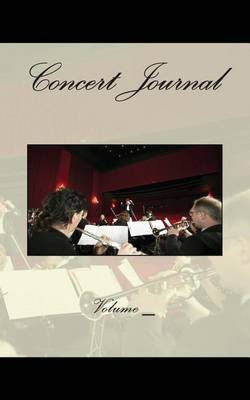 Concert Journal: Orchestra Cover