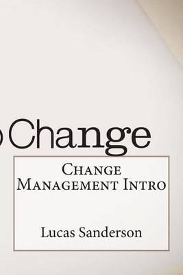 Change Management Intro
