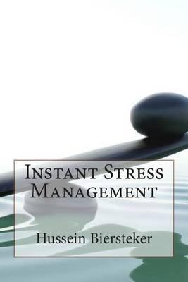 Instant Stress Management