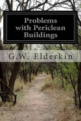 Problems with Periclean Buildings