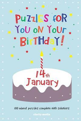 Puzzles for You on Your Birthday - 14th January
