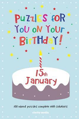 Puzzles for You on Your Birthday - 15th January