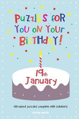 Puzzles for You on Your Birthday - 19th January