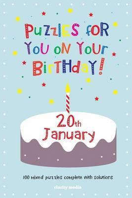 Puzzles for You on Your Birthday - 20th January