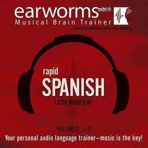 Rapid Spanish (Latin American), Vols. 1-3