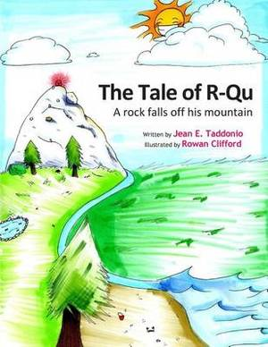 The Tale of R-Qu: A Rock Falls Off His Mountain