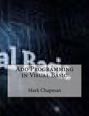 ADO Programming in Visual Basic