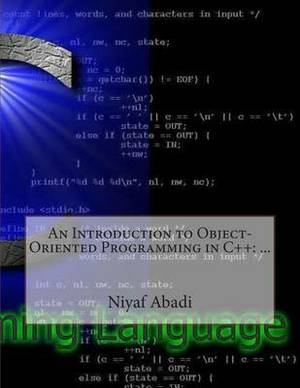 An Introduction to Object-Oriented Programming in C++: ...
