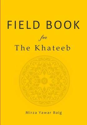 Field Book for the Khateeb