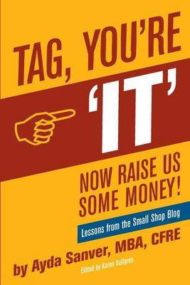Tag You're It- Now Raise Us Some Money: Stories from the Small Shop Blog