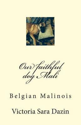 Our Faithful Dog Mali: Belgian Malinois