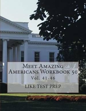 Meet Amazing Americans Workbook 50