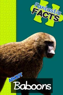 Fantastic Facts about Baboons: Illustrated Fun Learning for Kids