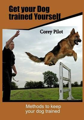 Get Your Dog Trained Yourself: Methods to Keep Your Dog Trained