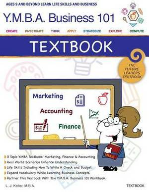 Ymba Business 101 Textbook: Marketing, Finance and Accounting