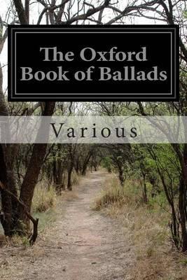 The Oxford Book of Ballads