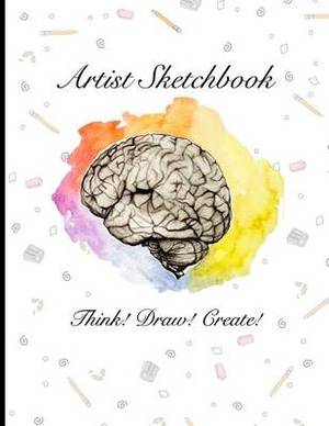 Think! Artist Sketchbook