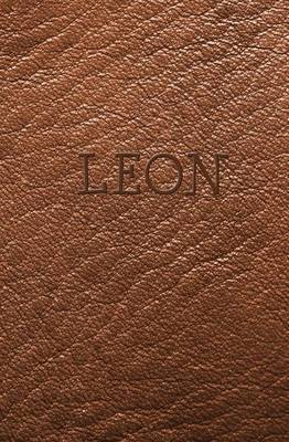Leon: Personalized Name Journal