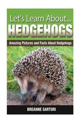 Hedgehogs: Amazing Pictures and Facts about Hedgehogs