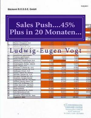 Sales Push....45% Plus in 20 Monaten...: ....Backerei Bosse...