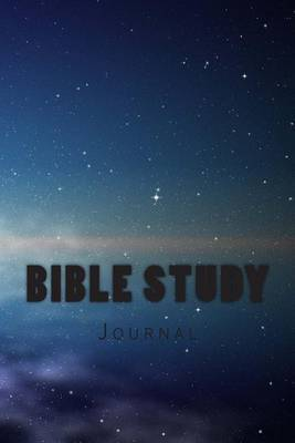 Bible Study: Journal