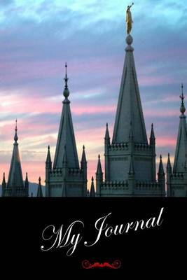 My Journal: (Lds Missionary) Blank Lined Diary / Journal # 7