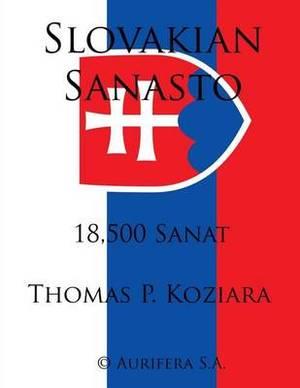 Slovakian Sanasto