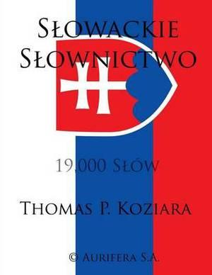 Slowackie Slownictwo