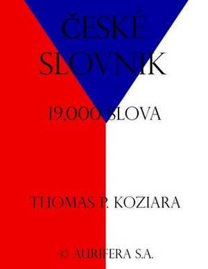 Ceske Slovnik