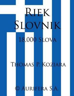 Riek Slovnik