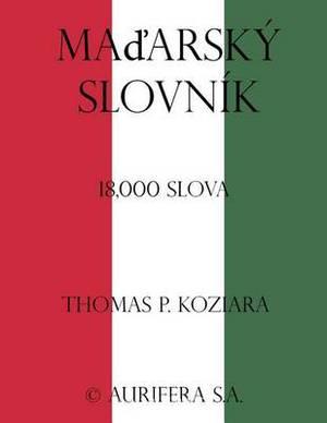 Madarsky Slovnik