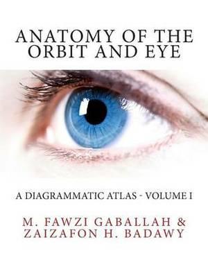 Anatomy of the Orbit and Eye: A Diagrammatic Atlas - Volume I