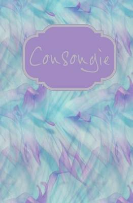 Consongie: Personalized Name Journal