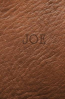 Joe: Personalized Name Journal