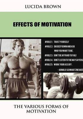 Effects of Motivation: The Various Forms of Motivation